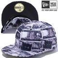 ニューエラ 5950キャップ オールオーバー マネー AOプリント メタリック ブラック パール New Era 59Fifty Cap All Over Money AO Print Metalic Black Pearl