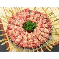 生串 純系名古屋コーチン  焼き鳥 正肉串(モモ・ムネ)30本セット(冷凍保存)