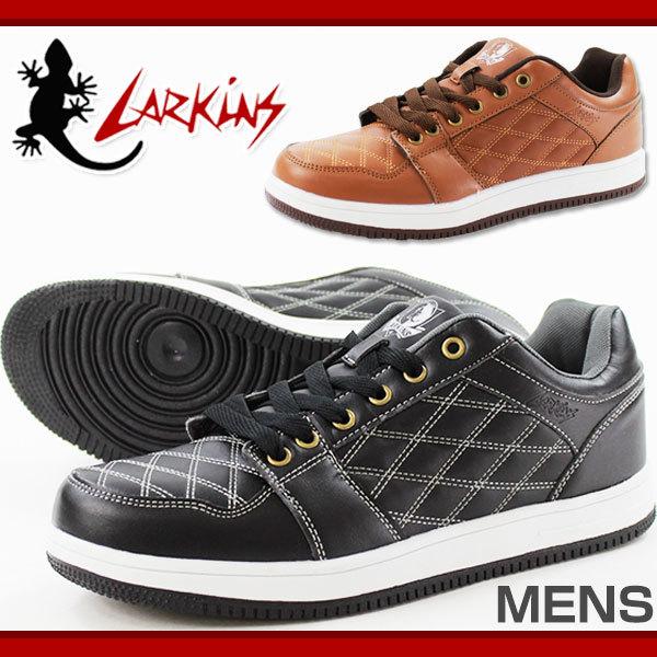 スニーカー ローカット メンズ 靴 LARKINS L,6298 ラーキンス(靴のニシムラ)の評判・口コミ