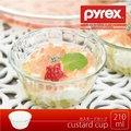 PYREXパイレックス カスタードカップ 210ml  CP-8501