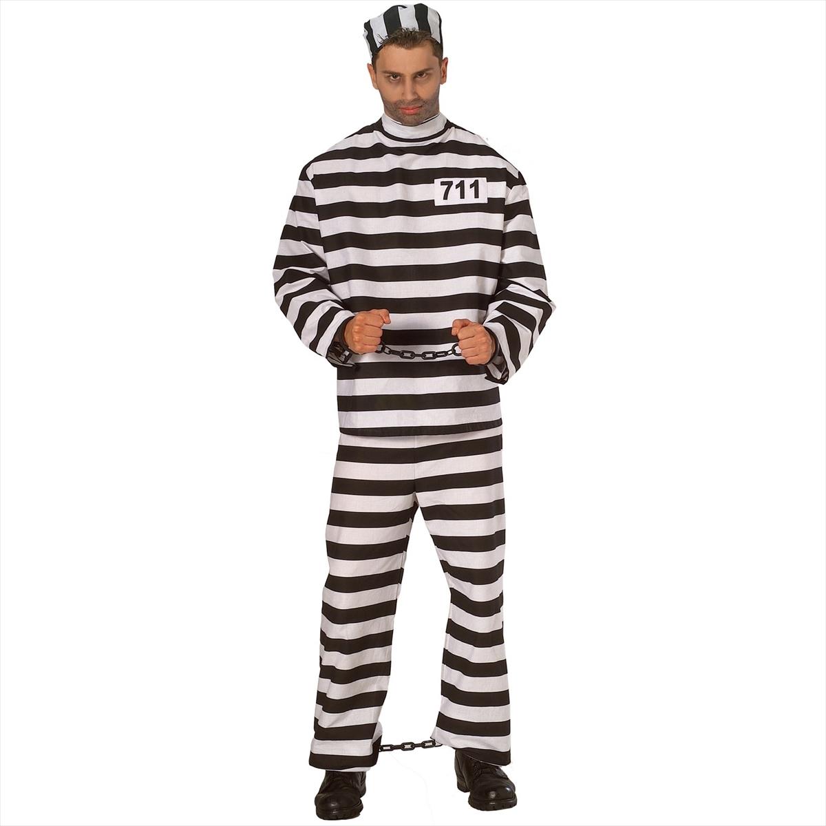 ハロウィン プレゼント 囚人服 ...