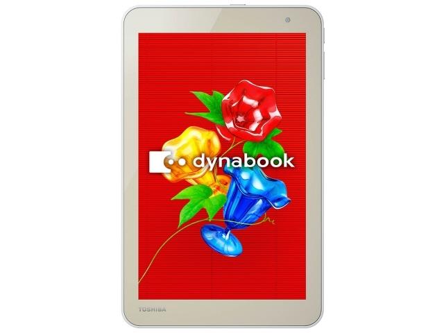 東芝 タブレットPC(端末)・PDA dynabook Tab S38 S38/26M PS38-26MNXG [タイプ:タブレット OS種類:Windows 8.1 with Bing 32bit 画面サイズ:8インチ CPU:Atom Z3735F/1.33GHz 記憶容量:64GB]