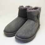UGG (アグ) MINI BAILEY Ⅱ 1016422 GREY  8  (約25.0cm)