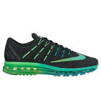 NIKE WMNS AIR MAX 2016(ナイキ ウィメンズ エア マックス 2016)BLACK/MULTI-COLOR-MIDNIGHT TURQ-CLEAR JADE-RAGE GREEN【レディース スニーカー】16FA-I