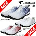 【特価】ブリヂストン メンズ ツアーステージ フィットトレッド ゴルフシューズ SHTS6S [2016年モデル] 特価