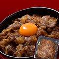 ≪送料無料≫『牛カルビ丼の具』1食100g×10食セット ※冷凍【冷凍同梱可能】○