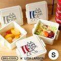 GEL-COOL×LISA LARSON リサラーソン 保冷剤一体型ランチボックス Sサイズ【お弁当箱 マイキー】