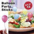 Balloon Party Sticks・バルーン パーティースティック【fiftytwoways bitten フードピック 楊枝 おつまみ ユニーク おもしろ】
