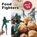 Food Fighters・フードファイターズ パーティースティック【fiftytwoways bitten フードピック 楊枝 おつまみ ユニーク ミリタリー プラモデル】