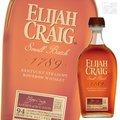 エライジャクレイグ スモールバッチ 1789 750ml バーボンウイスキー 正規