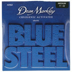 Dean Markley 2562 BLUE STEEL MED 11-52 エレキギター弦