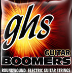 GHS GB7MH Boomers 7弦用 エレキギター弦×6セット
