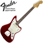 Fender Classic Player Jaguar Special CAR エレキギター