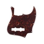 Fender Pure Vintage '64 Jazz Bass Pickguard Brown Shell ジャズベース用ピックガード