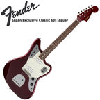 Fender Japan Exclusive Classic 60s Jaguar OCR エレキギター