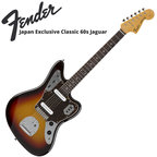 Fender Japan Exclusive Classic 60s Jaguar 3TS エレキギター