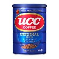 UCC オリジナルブレンド 缶 360g(コーヒー)