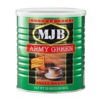 MJB レギュラーコーヒー アーミーグリーン 907g