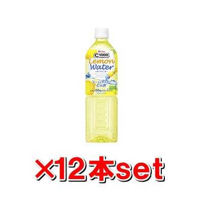 C1000 レモンウォーター 900ml ×12本