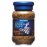 [キーコーヒー] インスタントコーヒー スペシャルブレンド 100g インスタントコーヒー
