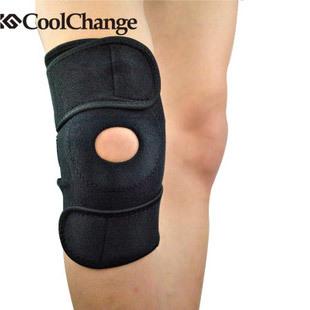 自転車の 自転車 膝痛 : CoolChange 膝サポーター(1枚)膝 ...