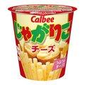 カルビー じゃがりこチーズ 1個  【9C0440】