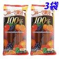 しんこう フルーツ果汁100% 10本入り×3袋