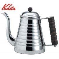 Kalita(カリタ) ステンレス製ポット ウェーブポット1L 52073