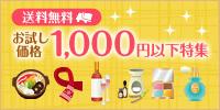 送料無料1,000円以下特集