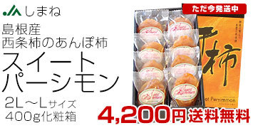 あんぽ柿 400g
