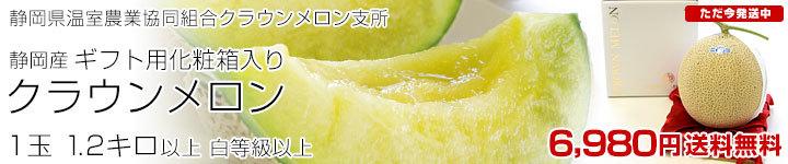 メロン 白1玉