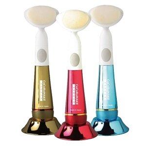 贅沢屋の COCOROMAKE 音波振動洗顔ブラシレッド MS-CM02R 3個セット 送料無料!, ナガヌマキカク:107ef476 --- ancestralgrill.eu.org