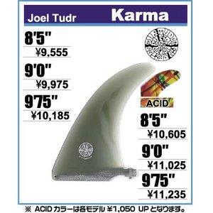 """FINSUNLIMITED(フィンズアンリミテッド) Joel Tudr Karma 8'5""""【RCP】【10P13oct13_b】"""