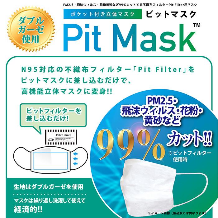 ピットマスク