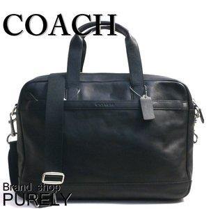 966ae8c93b7a コーチ バッグ BRAND SHOP PURELY ポンパレ ビジネスバッグ ブリーフケース ポンパレモール アウトレット COACH レザー  F71561-BLK ブラック BJ コーチ COACH ...