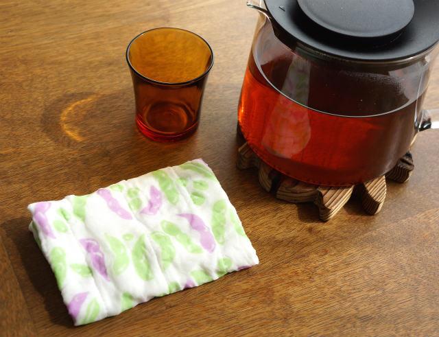 送料無料/蚊帳ふきん/かやふきん/かやフキン/日本製/キッチン/かわいい/おしゃれ/おしぼり/台拭き/食器拭き
