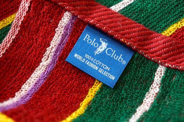 フェイスタオル セット ブランド POLO CLUB ポロクラブ 日本製 泉州タオル 数量限定 訳あり 特価 ジャガード メール便送料無料