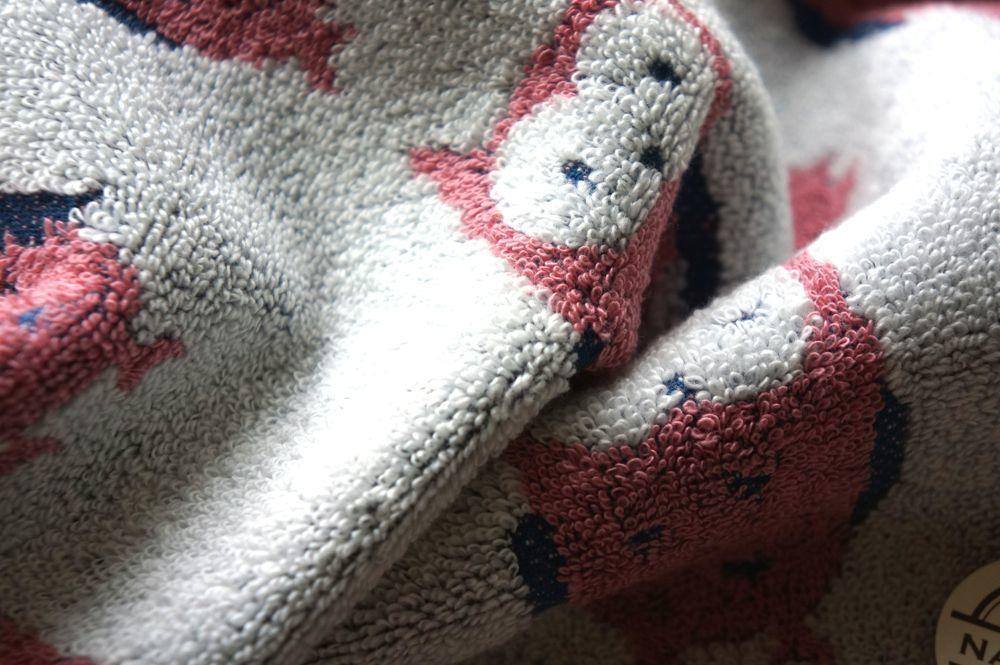 バスタオル はりねずみ イーゲル かわいい 動物 送料無料