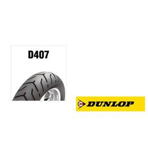 海外ブランド  DUNLOP D407 REAR 180/65B16M/C 81H(NW) TL REAR DUNLOP 81H(NW) 180/65B16M/C D407 REAR 180/65B16M/C 81H(NW) TL, NIHONSWEDEN:bf1a4e54 --- cartblinds.com