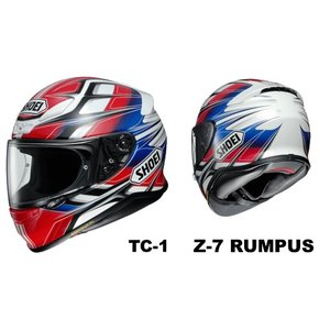 色々な SHOEI( シヨウエイ ) Z-7 TC-1 RUMPUS Z-7 TC-1 SizeXXL シヨウエイ 支払い限定(または銀行振込) SHOEI Z-7 RUMPUS TC-1 SizeXXL, スマコレ:7285756b --- kmbusiness.com.br