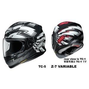 【セール】 SHOEI Z-7 Z-7 VARIABLE TC-5 TC-5 SHOEI SizeXS 支払い限定(または銀行振込) SHOEI Z-7 VARIABLE TC-5 SizeXS, ソウリョウチョウ:618aea9d --- kmbusiness.com.br