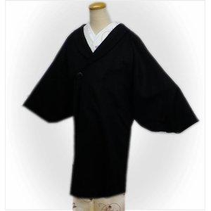 国産品 和装着物冬の必需品 高級ピュアカシミヤコート(ロング・へちま衿)黒 ★☆高級なピュアカシミヤを使用した着物用コート♪軽くて暖かく、柔らかい肌割りで上品な着心地♪どんなお着物にも合わせ易く重宝します♪☆★, 原宿フリージア:4b08a6df --- kmbusiness.com.br