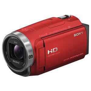 人気沸騰ブラドン 【送料無料】ソニー (SONY) (SONY) HDR-CX680-R レッド [デジタルHD ビデオカメラレコーダー] ハンディカム レッド【お取り寄せ】, 内野タオル&バスショップ:ddec9fbc --- csrcom.com