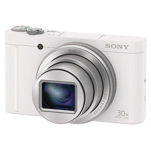 人気絶頂 【送料無料】SONY Cyber-shot DSC-WX500 W ホワイト サイバーショット [コンパクトデジタルカメラ (1820万画素)], カラクワチョウ 2cc6e305