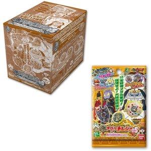 バンダイ 妖怪ウォッチ 妖怪メダルトレジャー 05 復活!大秘宝妖怪と歴戦のエンマたち!(BOX)