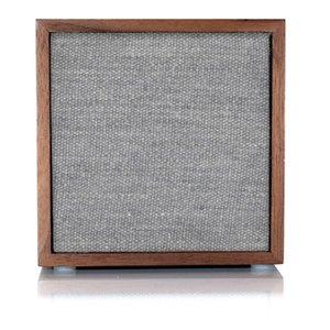 [宅送] 【送料無料】Tivoli Audio CUB-1741-JP Tivoli ART Cube Walnut/Grey [Bluetoothワイヤレススピーカー], 湯浅町 67218473