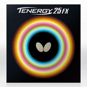 上品な 【送料無料 ブラック】Butterfly [卓球ラバー テナジー25FX ブラック 厚 [卓球ラバー ハイテンション裏ソフトラバー] 厚【15営業日発送】, ふれあい生活館 ヤマノ:55ce3c83 --- cartblinds.com