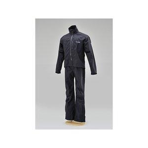 おすすめ 【送料無料】デイトナ D96799 ブラック HR-001 [マイクロレインスーツ BLサイズ], 鹿児島市 432120e9