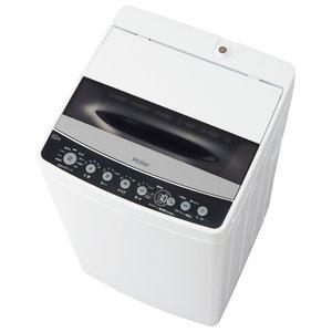 豪華 【送料無料】ハイアール JW-C45D-K ブラック [簡易乾燥機能付洗濯機(4.5kg)], 二ツ井町 fb104d4e