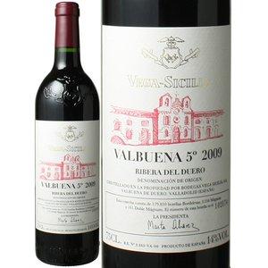 新作人気モデル バルブエナ シンコアニョ [2009] ヴェガ・シシリア <赤> <ワイン/スペイン>, 123PACK f11ddeaf